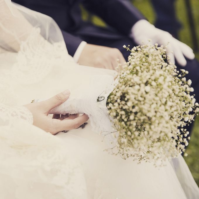 Garden Wedding of Ricky & Inggrid by All Occasions Wedding Planner - 002