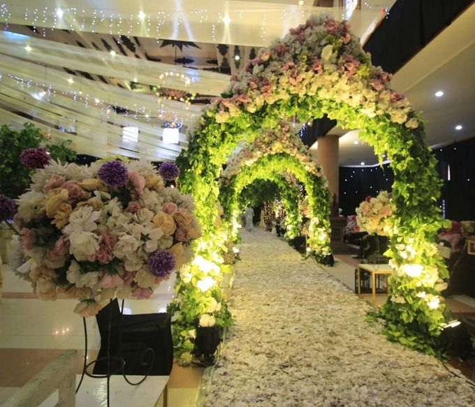 The Wedding of Ammar Sabrina by Eden Design - 009
