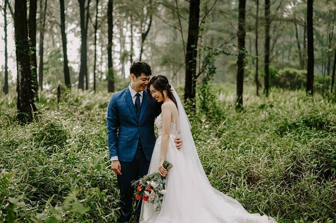 Pre - Wedding of Sam & James by Natalie Wong Photography - 008