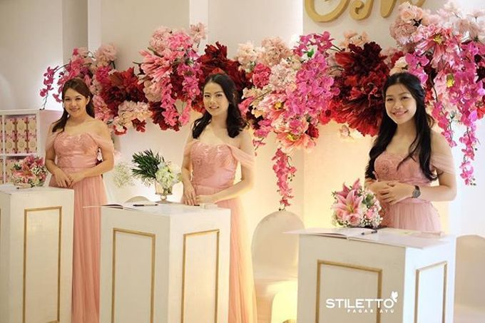 Wedding 2019  by STILETTO PAGAR AYU - 002