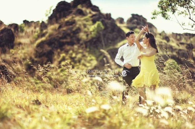 Prewedding - Evan & Shirley by Studio 8 Bali Photography - 012