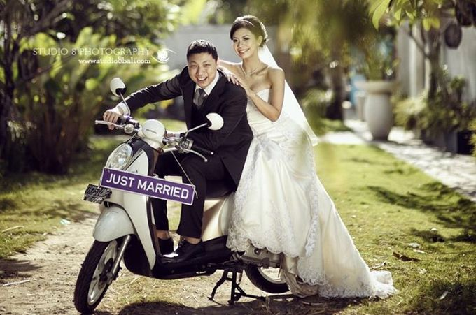 Prewedding - Evan & Shirley by Studio 8 Bali Photography - 006