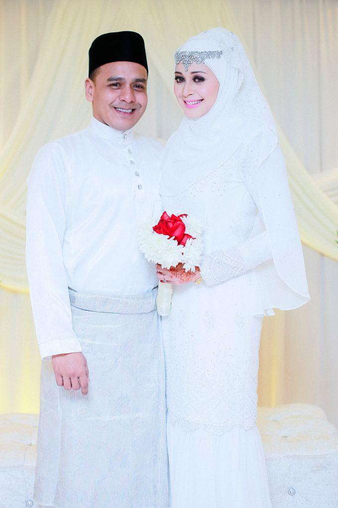 Zuhairah & Fuad by The Rafflesia Wedding & Portraiture - 043