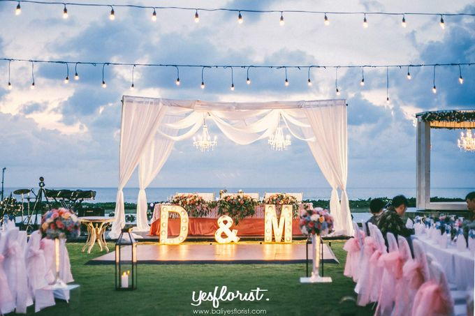 Wedding of Daniel & Melia by Bali Yes Florist - 010