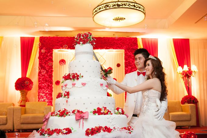 Fery & Nova - Wedding Day by HD Photography - 033