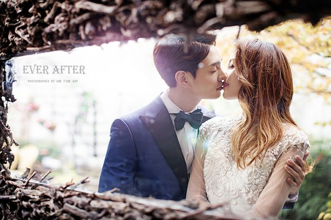 Korea Pre-Wedding Photoshoot - Studio 20 by Willcy Wedding by Willcy Wedding - Korea Pre Wedding - 041