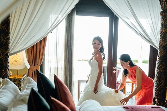 Clarrie & Dominic by AYANA Resort and Spa, BALI - 001