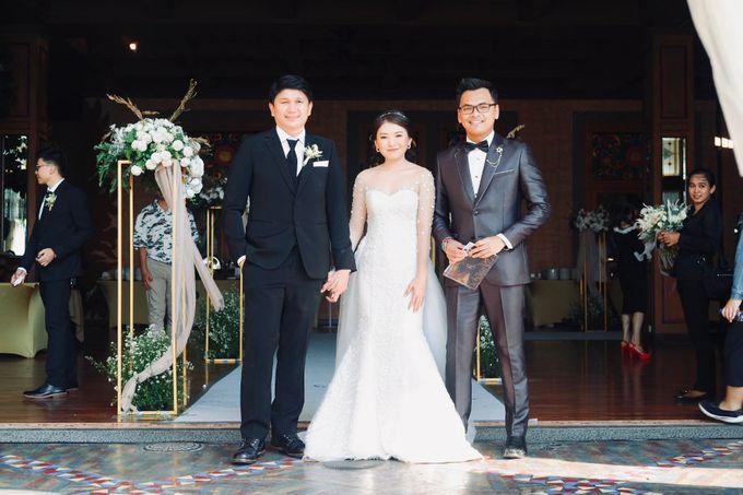 Rio & Lian Wedding by HENRY BRILLIANTO - 021