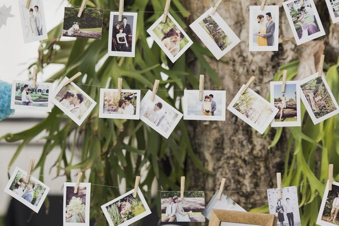 Garden Wedding of Ricky & Inggrid by All Occasions Wedding Planner - 024