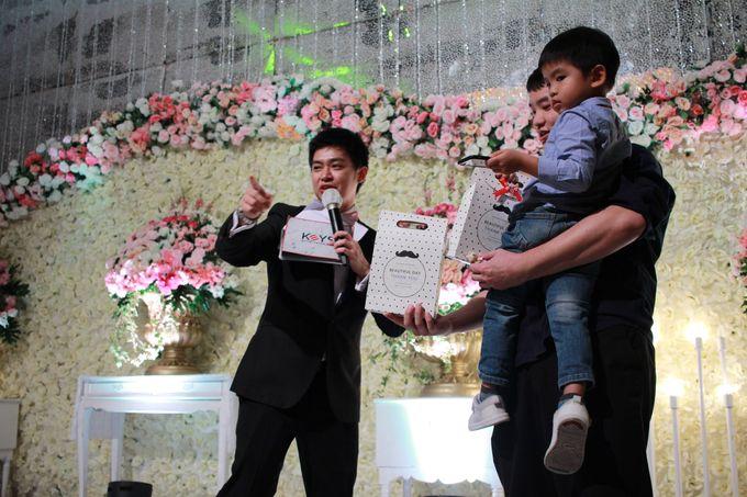 Anthony Stevven MC Wedding SunCity Jakarta by KEYS Entertainment - 015