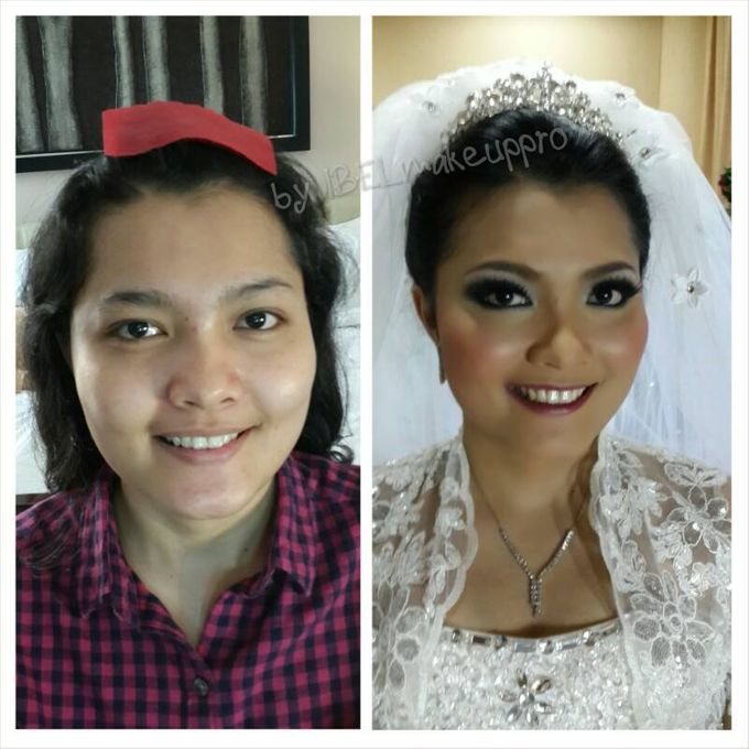 Bride Make Up by IBELmakeuppro - 008