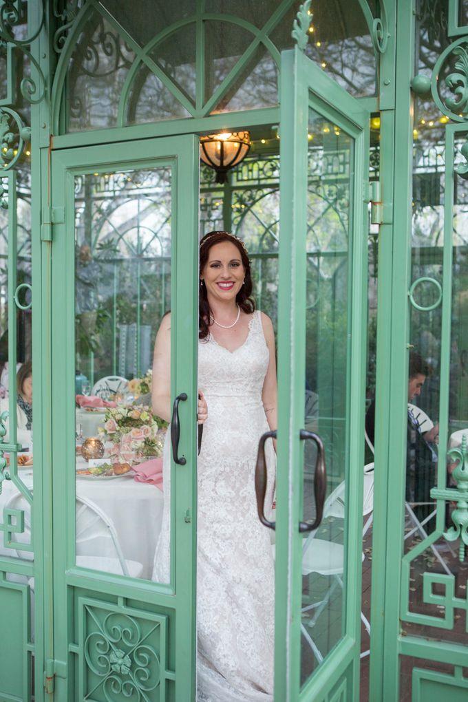 Botanic Gardens by AMK Wedding Photography - 003