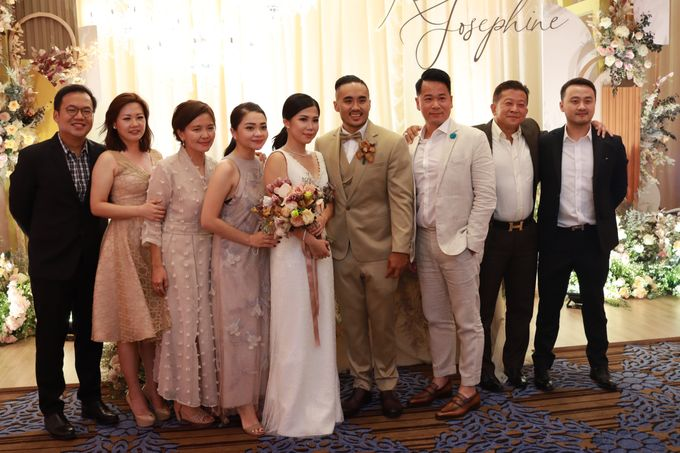 MC Wedding Intimate at Jade Room Fairmont Hotel Jakarta by Anthony Stevven by Anthony Stevven - 008