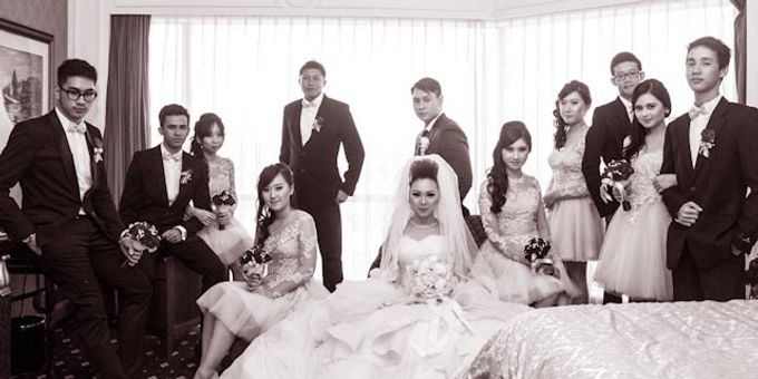 Wedding of Indrajaya & Maria by All Occasions Wedding Planner - 022