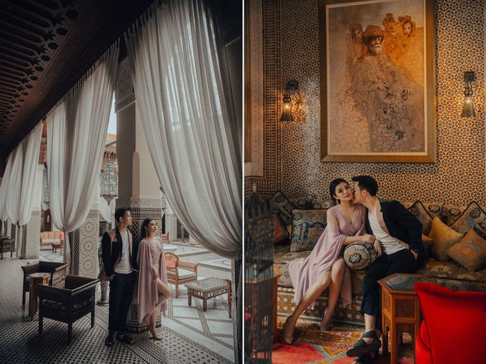 PRE - WEDDING DERIAN & GRACE BY RIO YAPARI by All Seasons Photo - 046