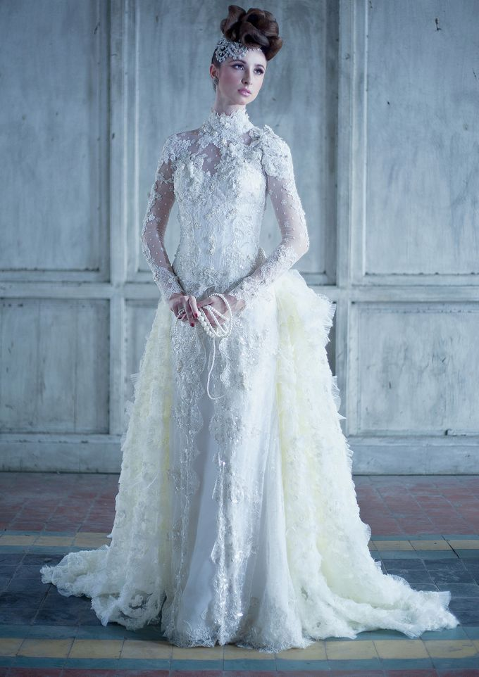 BRIDAL GOWN vol 01 by HK Bride by Hengki Kawilarang - 004