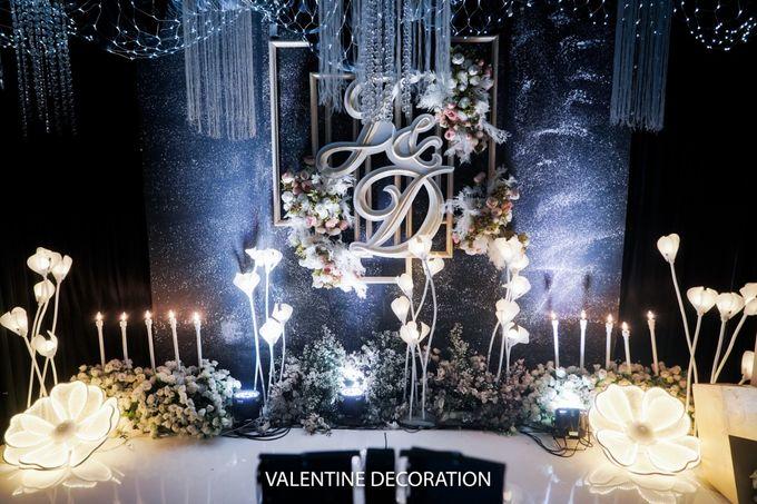 Jason & Devina Wedding Decoration by Valentine Wedding Decoration - 043