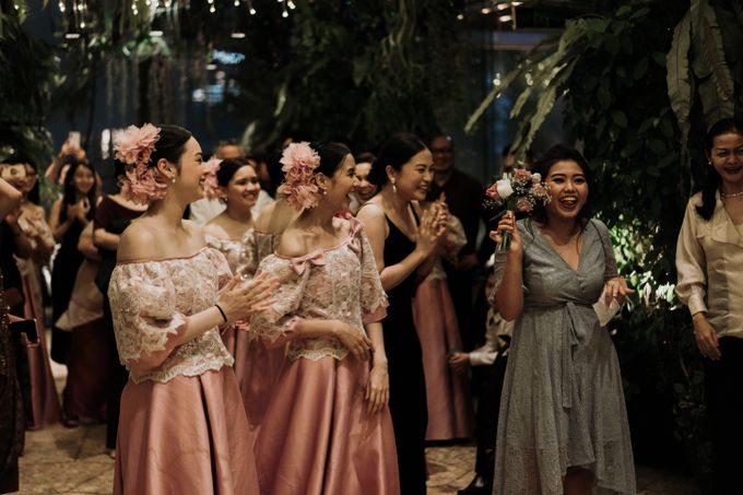 Nicole & Daniel Wedding at Menara Imperium by AKSA Creative - 048
