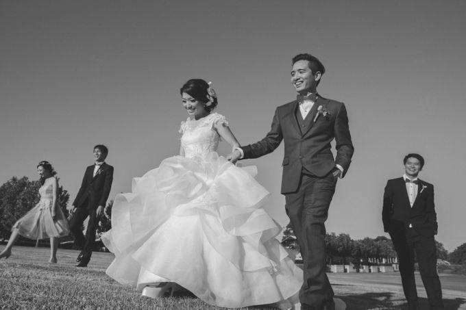 Ivan & Laviana Perth Wedding by Ian Vins - 036