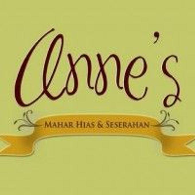 ANNE'S MAHAR HIAS & SESERAHAN by Anne's Mahar Hias & Seserahan - 001