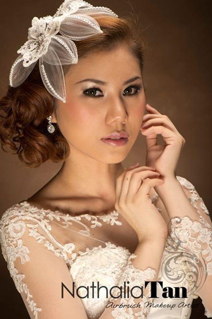 Classic Elegance captured by Nathalia TAN Makeup Artist - 007