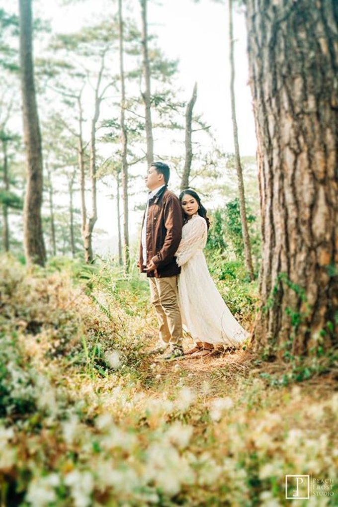 Sunrise pre wedding of Francis & Carla by Peach Frost Studio - 034