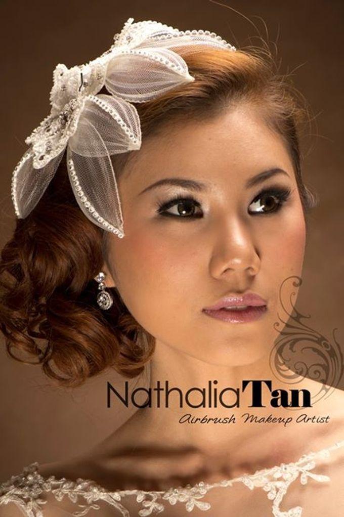 Classic Elegance captured by Nathalia TAN Makeup Artist - 001