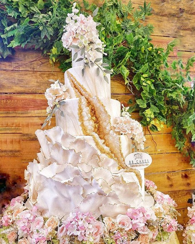 Wedding Cake - Real Wedding by RR CAKES - 012