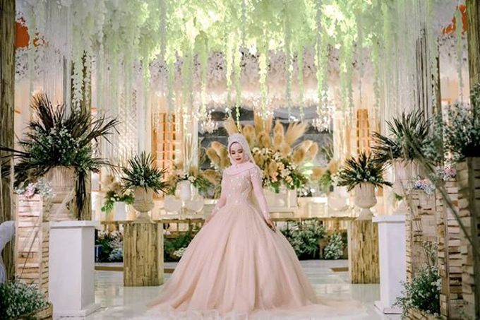lita wedding by White Make Up and Hair Do - 003