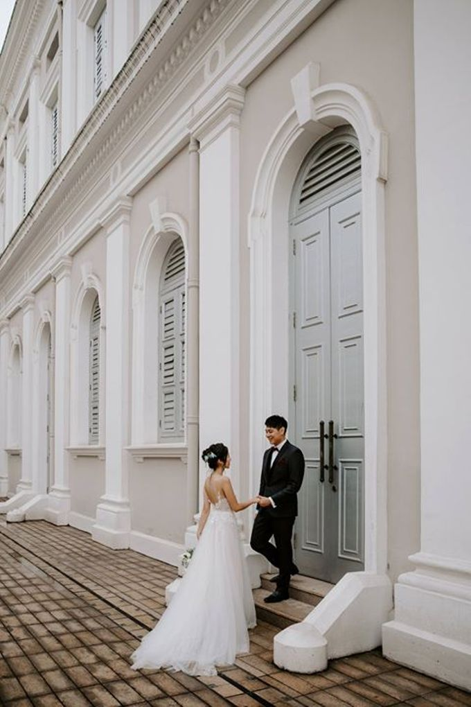 Pre - Wedding of Sam & James by Natalie Wong Photography - 004