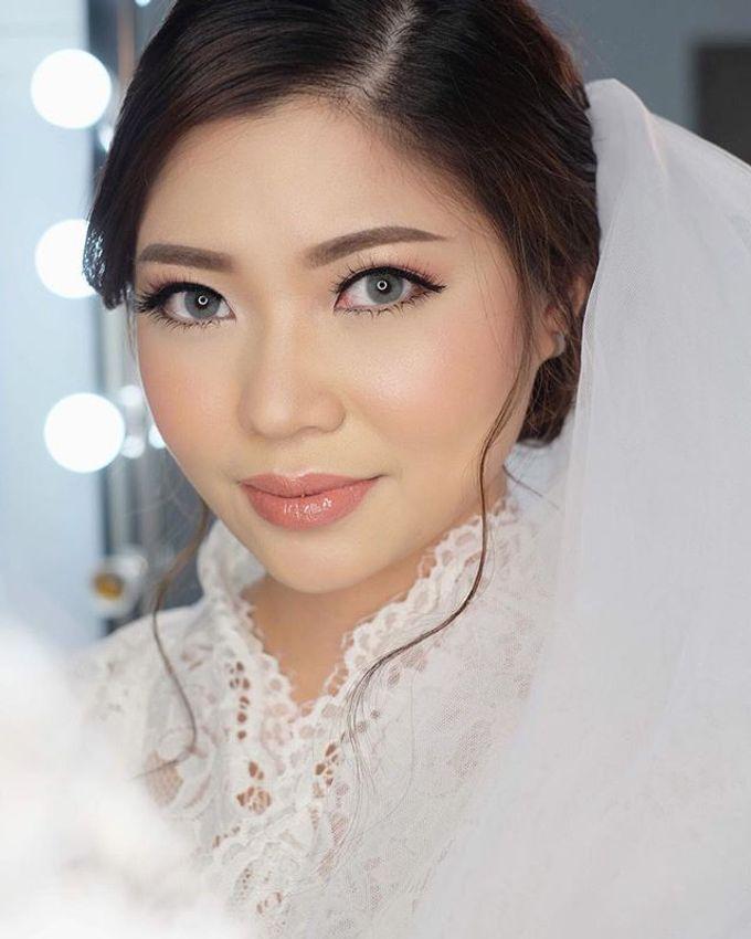 Bride Laura by GNA Makeup - 002