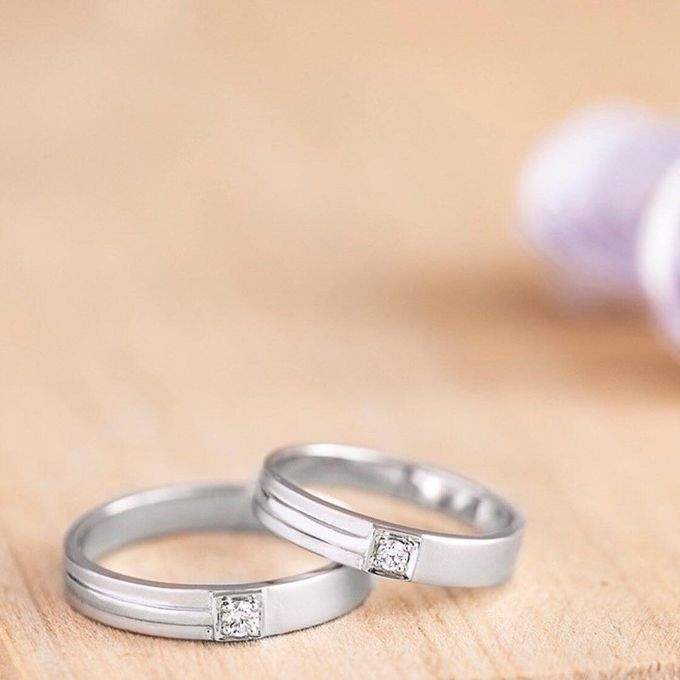 Wedding Ring Collection by THE PALACE Jeweler - 007