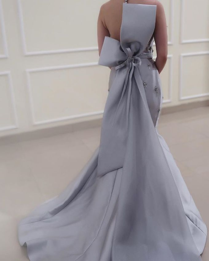 Evening Gown  by Tommy Pancamurti - 041