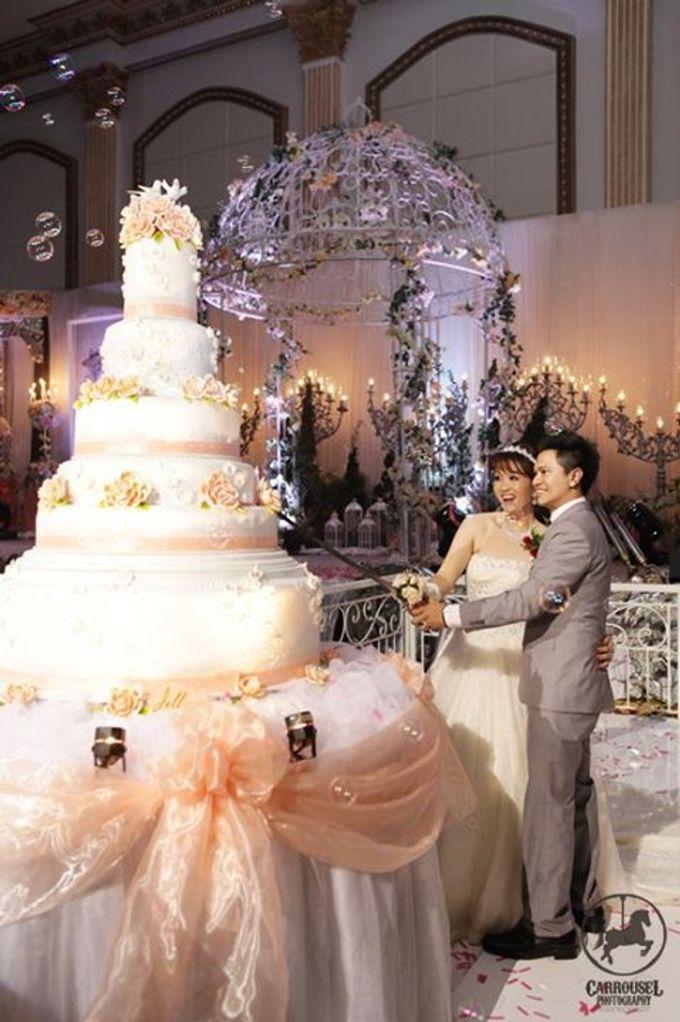 Arthur & Helen Wedding by Carrousel Photography - 018