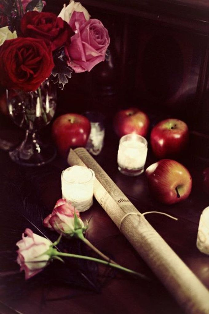 Bohemian Rhapsody by Tea Rose Wedding Designer - 023