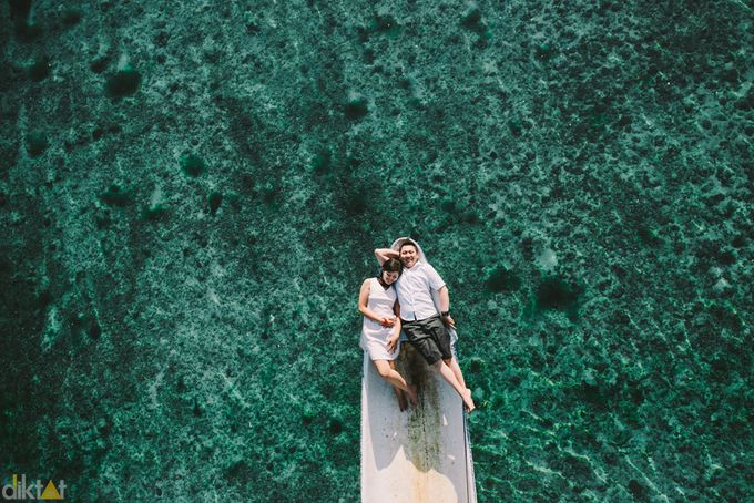 Engagement // prewedding Hendra & Dimitry by diktatphotography - 010
