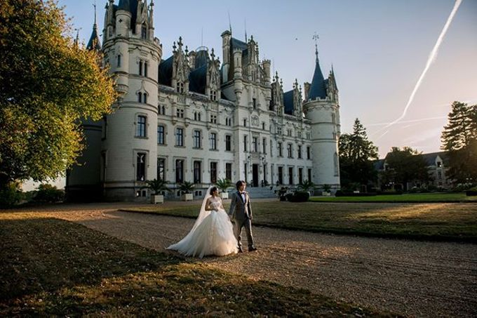 The Perfect Elopement by Chateau Challain Events - 004