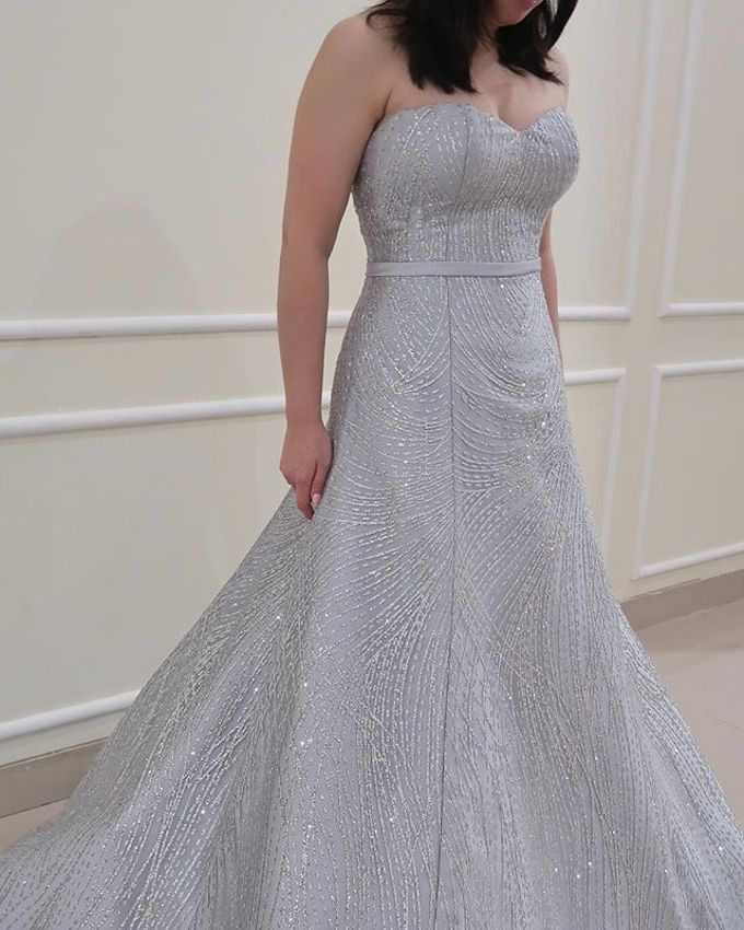 Evening Gown  by Tommy Pancamurti - 044