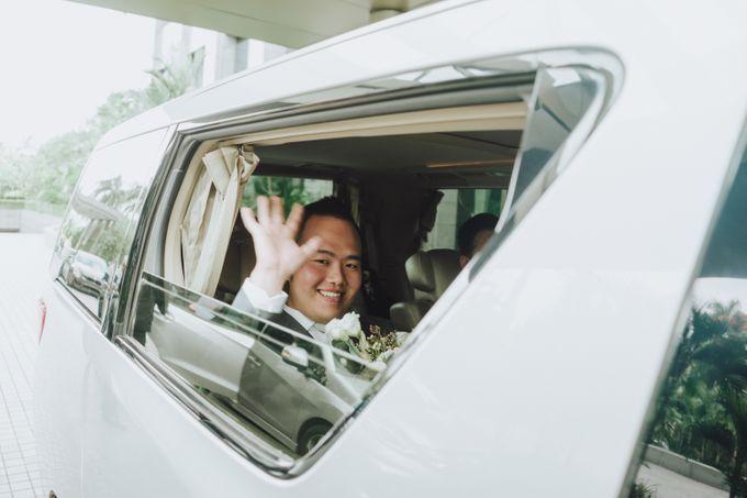 Rudy & Irene Wedding by One Heart Wedding - 020