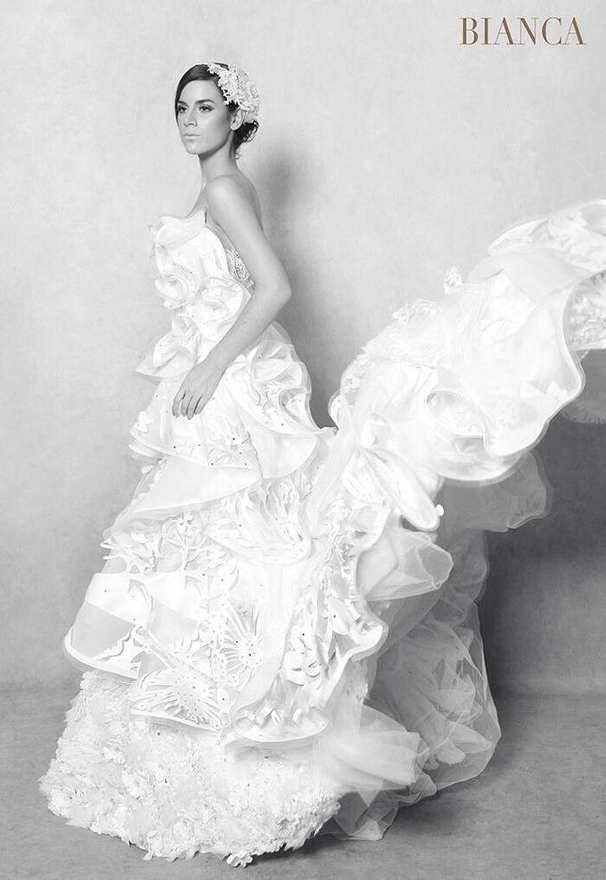 Black Romance by Gazelle Brides - 013
