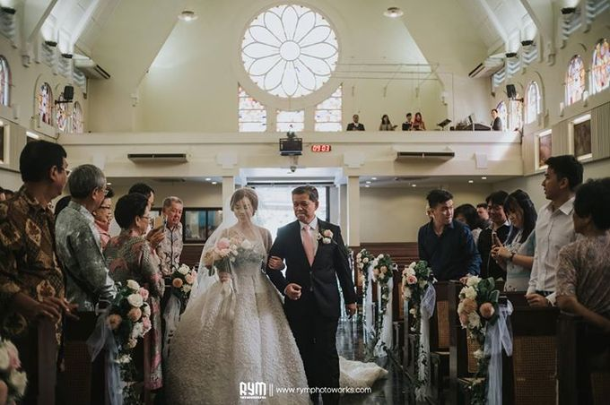 Alex & Lusi Wedding Day by RYM.Photography - 018