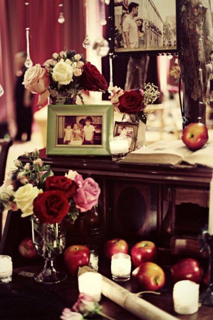 Bohemian Rhapsody by Tea Rose Wedding Designer - 022