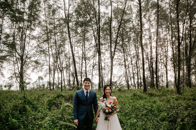 Pre - Wedding of Sam & James by Natalie Wong Photography - 007