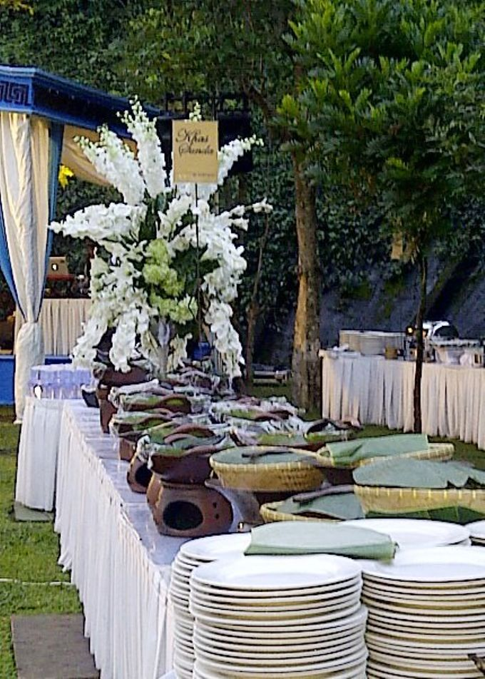 Outdoor Wedding Party by YS CATERING - 001