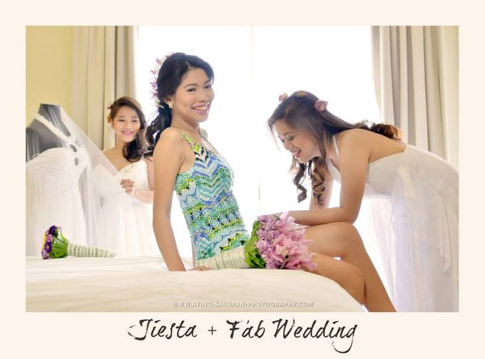 JIESTA & FAB WEDDING by Aying Salupan Designs & Photography - 005