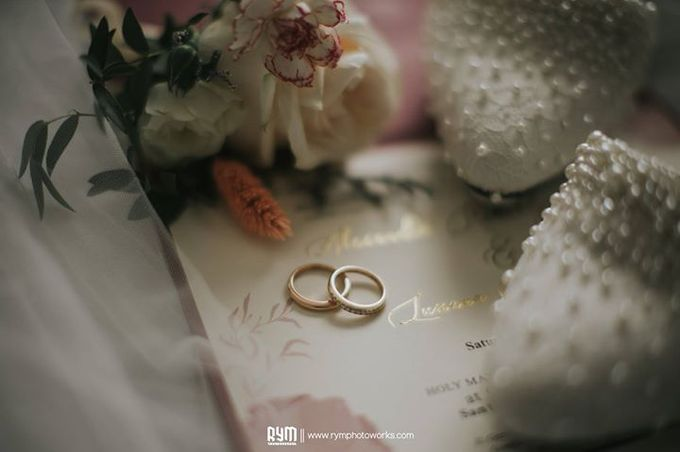 Alex & Lusi Wedding Day by RYM.Photography - 030