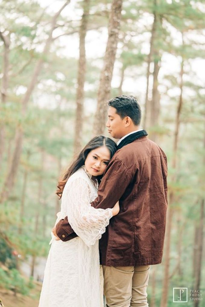 Sunrise pre wedding of Francis & Carla by Peach Frost Studio - 028