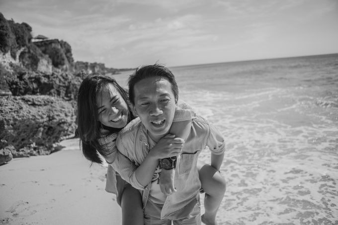 Pre Wedding Candra & Natalia by Project Art Bali - 001