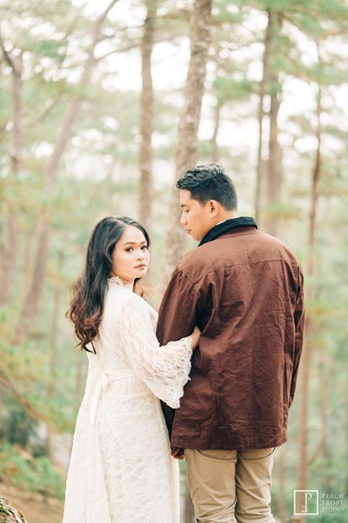 Sunrise pre wedding of Francis & Carla by Peach Frost Studio - 025