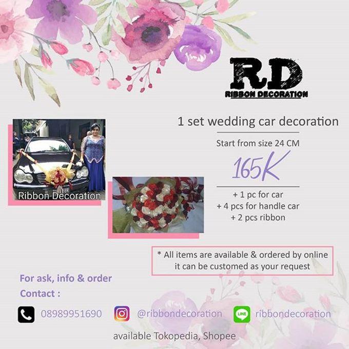 Dekorasi mobil by ribbondecoration - 002
